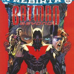 Batman Beyond Vol 6