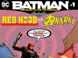 Batman: Prelude to the Wedding: Red Hood vs. Anarky Vol 1 1