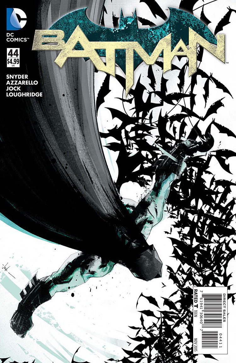 Batman Vol 2 44