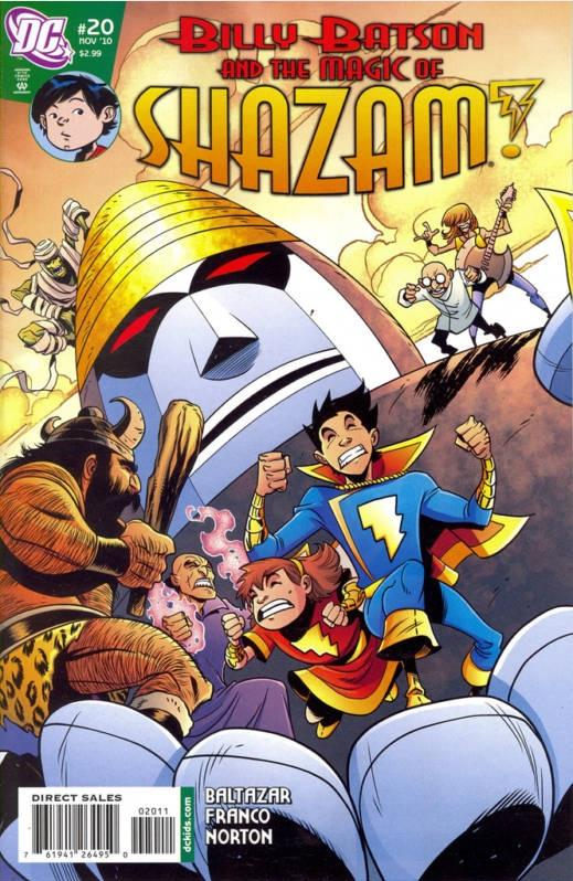 Billy Batson and the Magic of Shazam! Vol 1 20
