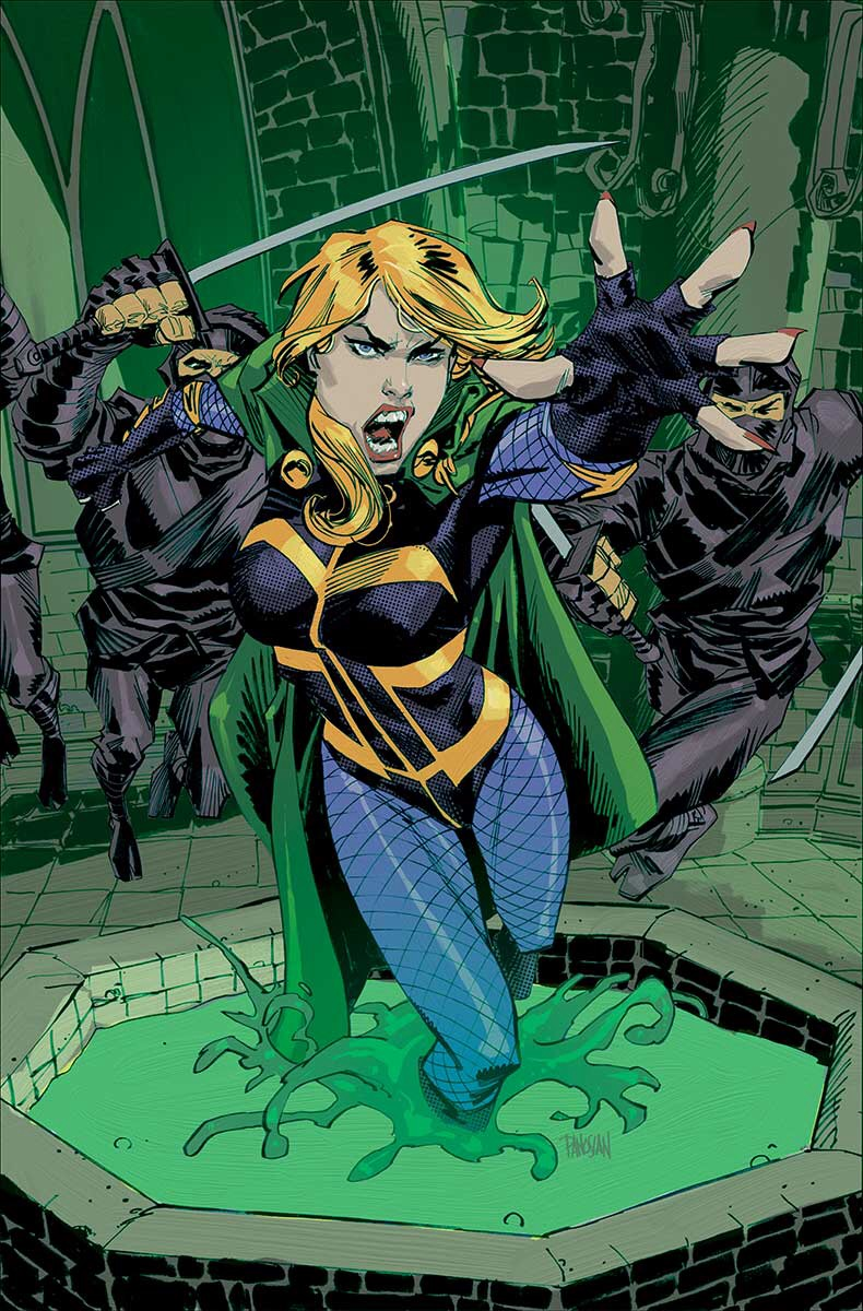 Dinah Drake (Futures End)