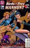Birds of Prey Manhunt 4