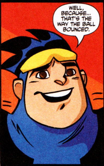 Charles Taine (Legion of Super-Heroes TV Series)