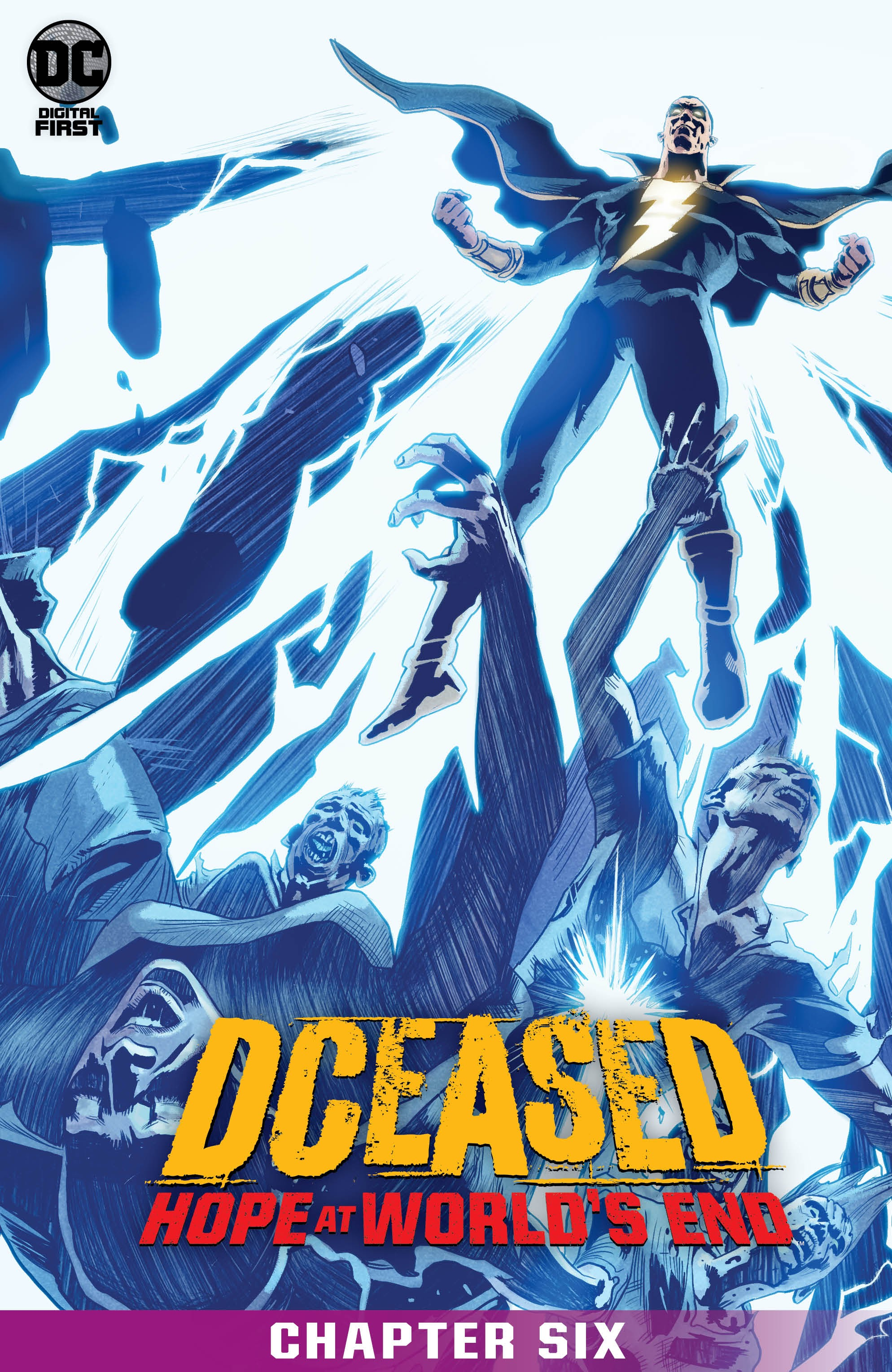 DCeased: Hope at World's End Vol 1 6 (Digital)