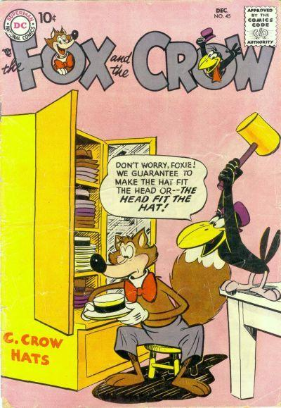 Fox and the Crow Vol 1 45