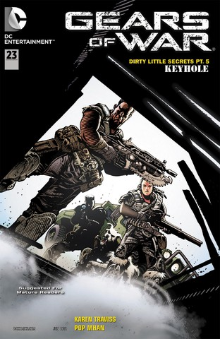 Gears of War Vol 1 23