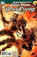 Green Arrow and Black Canary 26
