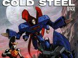 JLA Classified: Cold Steel Vol 1 1