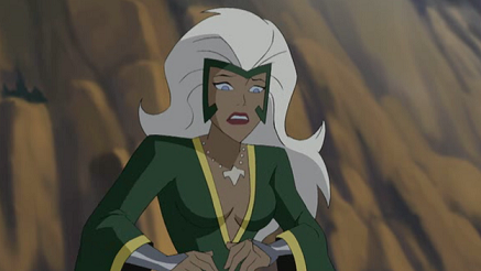 Jennifer Morgan (DCAU)