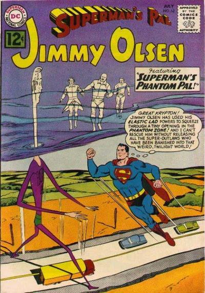 Superman's Pal, Jimmy Olsen Vol 1 62