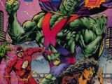 Justice League Task Force Vol 1