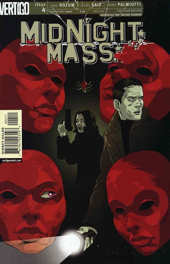 Midnight, Mass. Vol 1 4