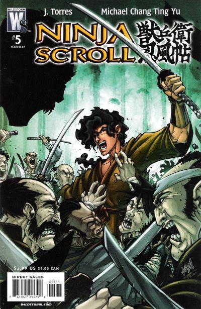 Ninja Scroll Vol 1 5