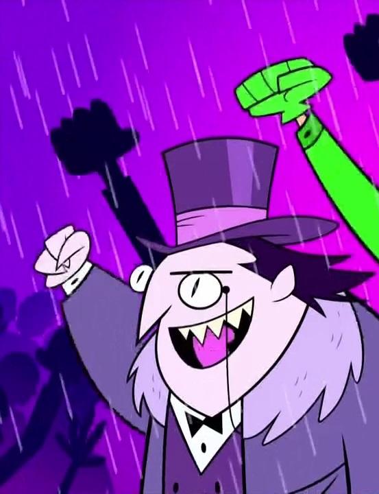 Oswald Cobblepot (Teen Titans TV Series)