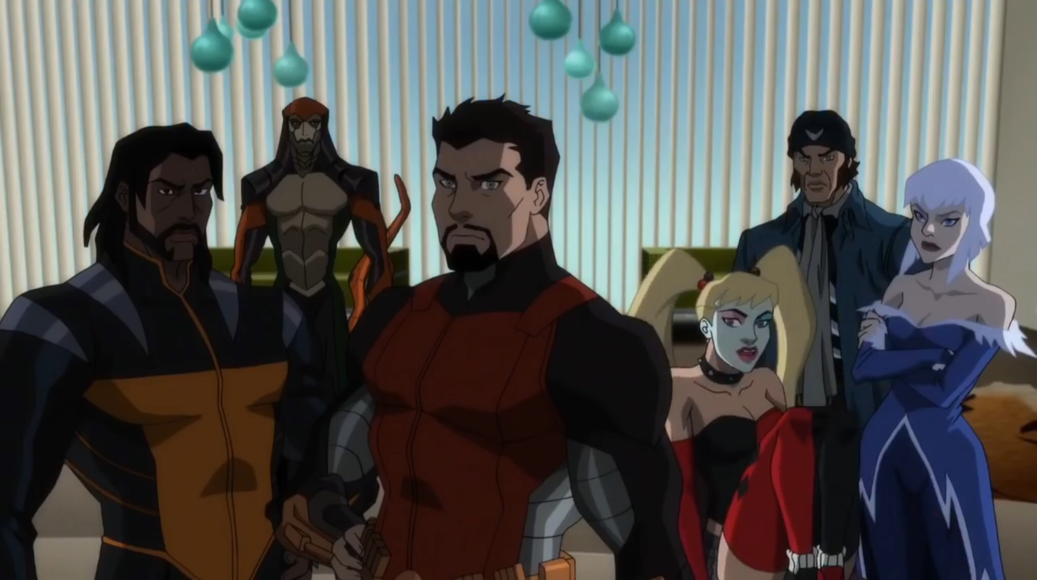 Task Force X (DC Animated Movie Universe)