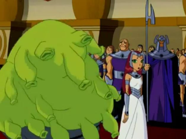 Teen Titans (TV Series) Episode: Betrothed