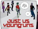 Teen Titans (Teen Titans Go! TV Series: Just Us Young'uns)