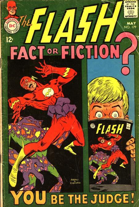 The Flash Vol 1 179