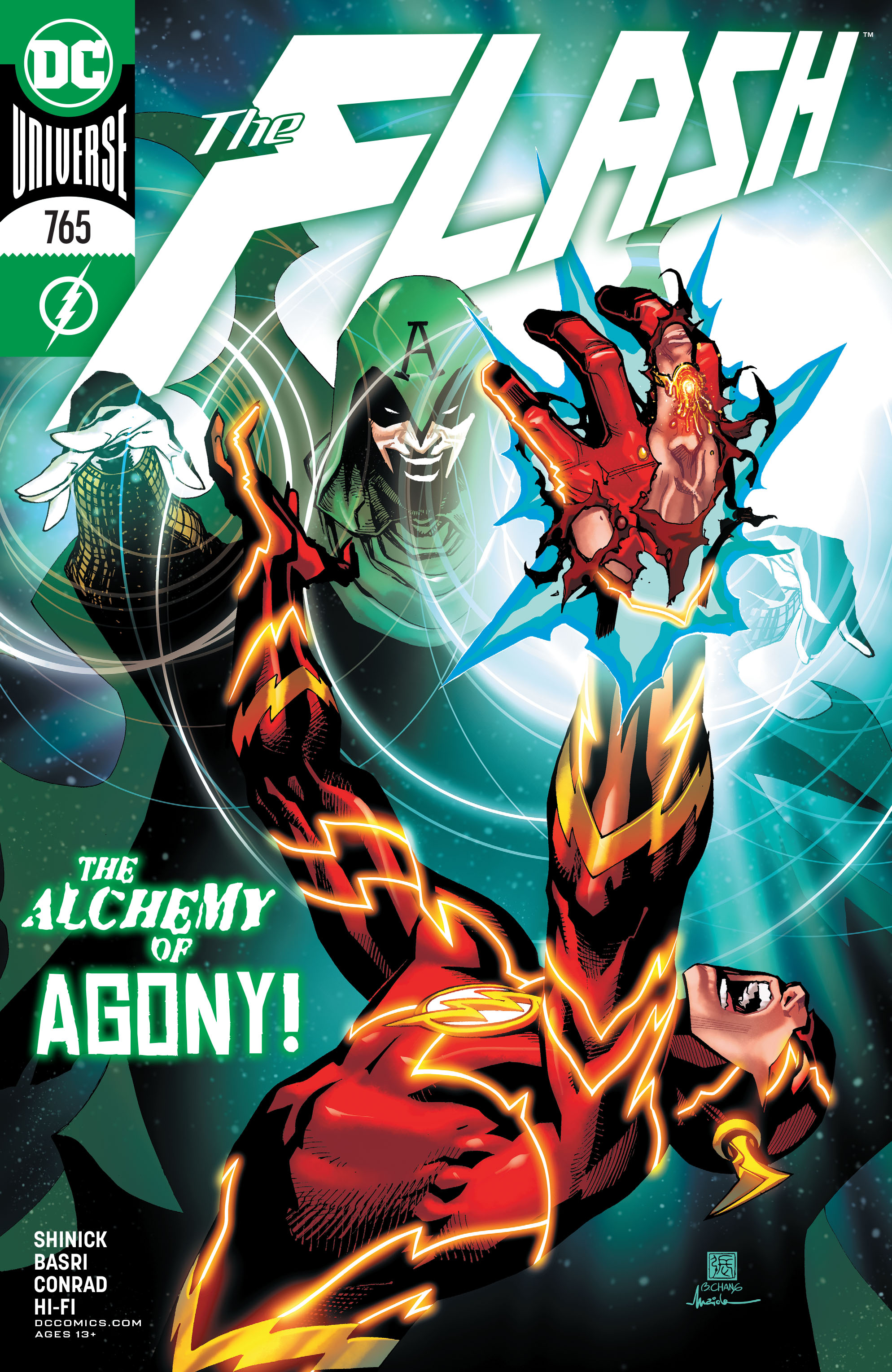 The Flash Vol 1 765