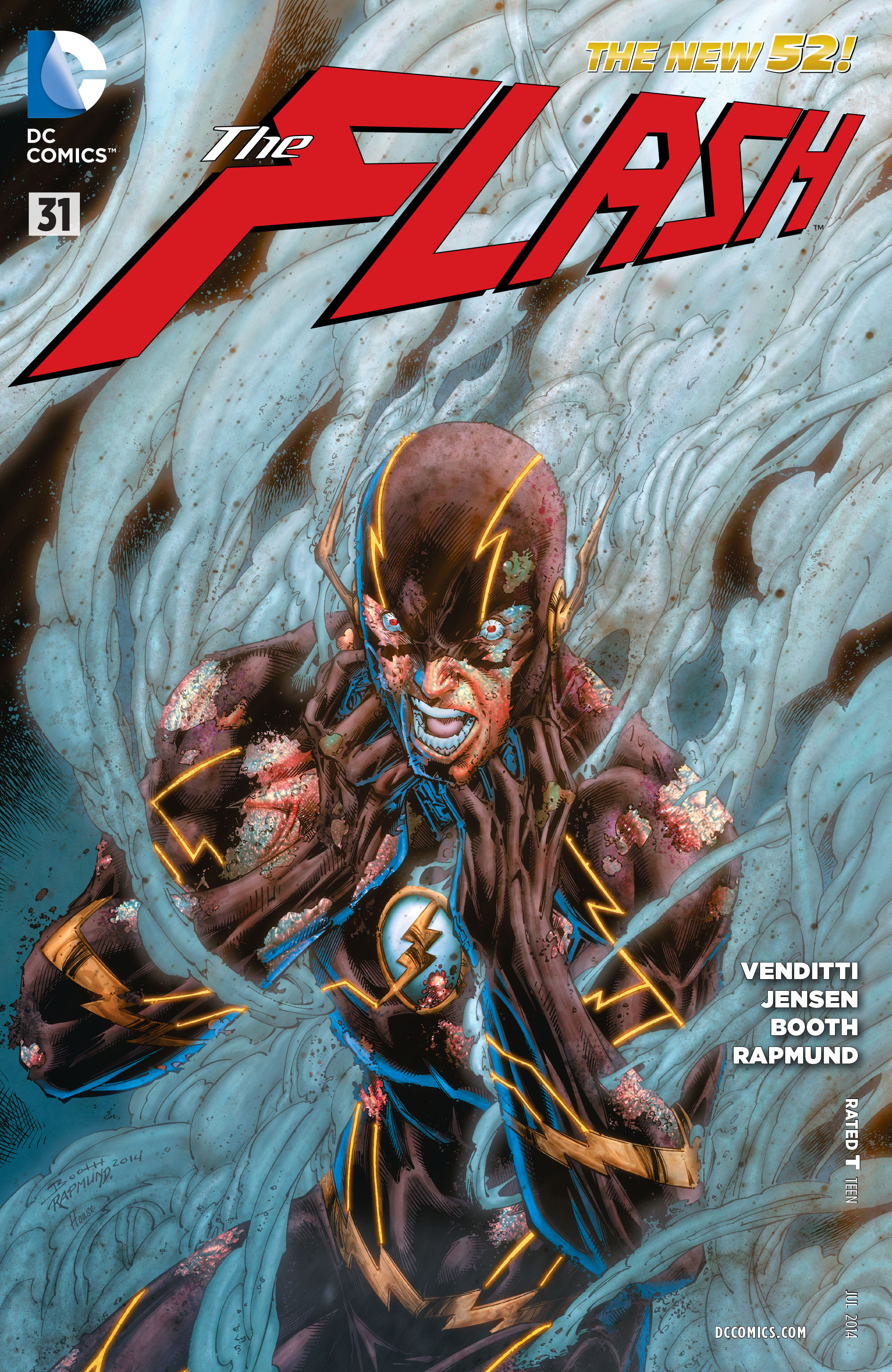 The Flash Vol 4 31
