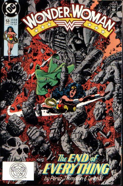 Wonder Woman Vol 2 53