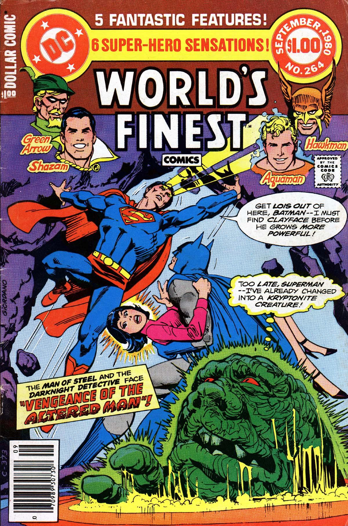 World's Finest Vol 1 264