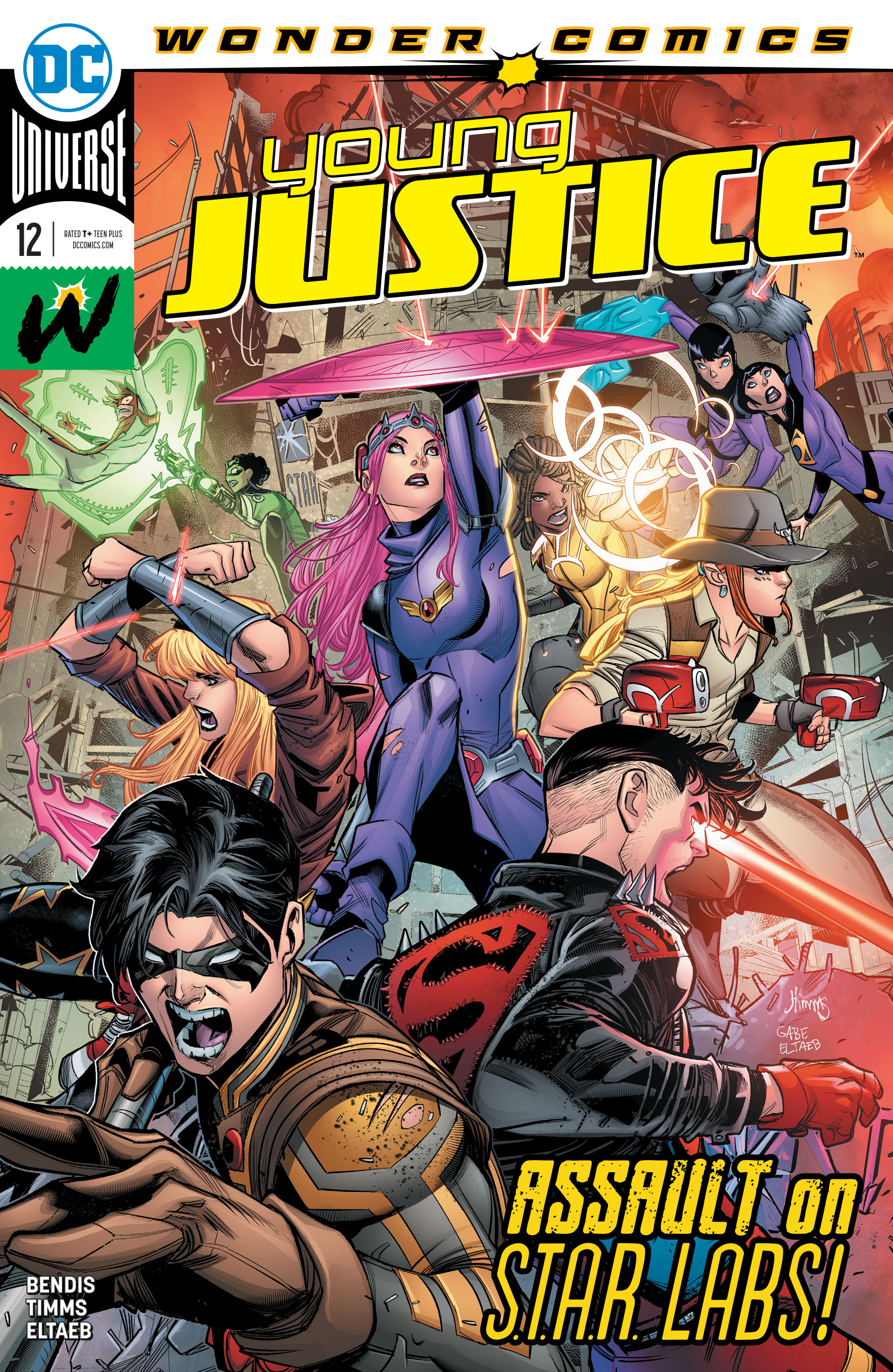 Young Justice Vol 3 12