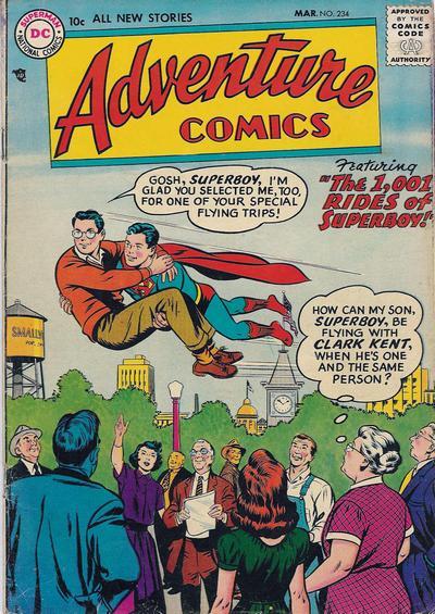 Adventure Comics Vol 1 234
