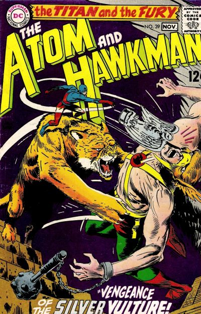 The Atom and Hawkman Vol 1 39