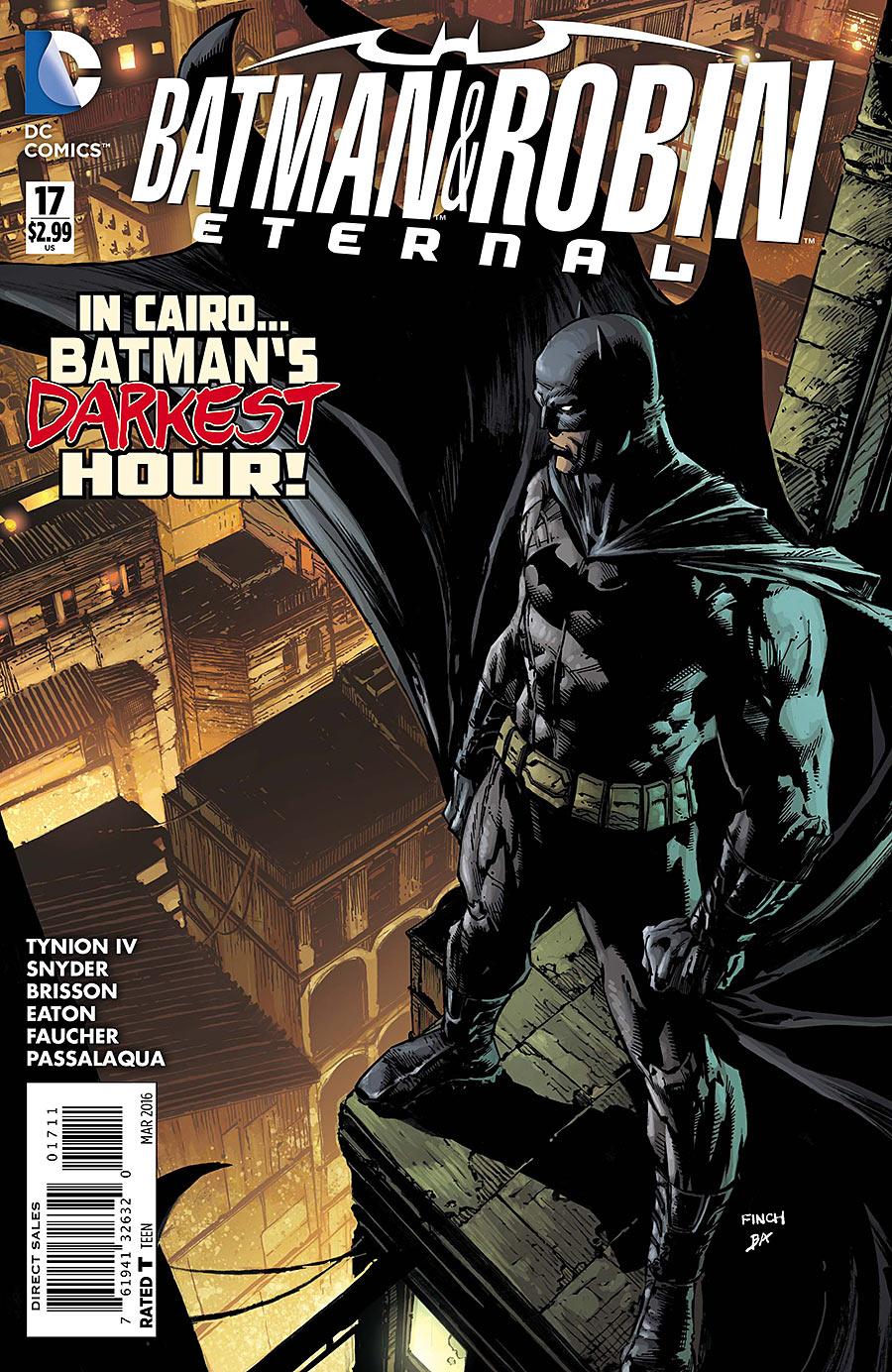 Batman & Robin Eternal Vol 1 17