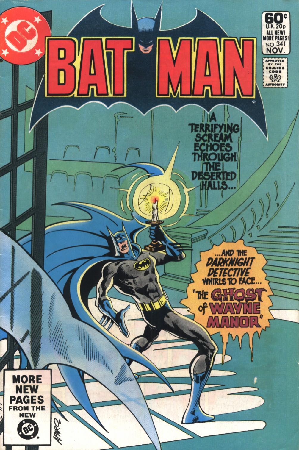 Batman Vol 1 341