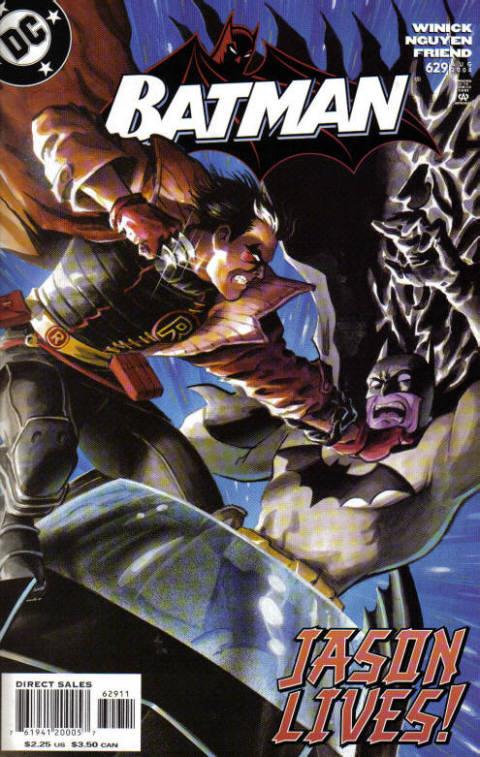 Batman Vol 1 629