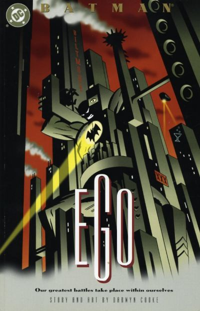 Batman: Ego Vol 1 1