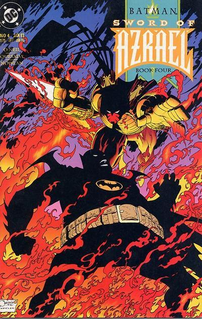 Batman: Sword of Azrael Vol 1 4