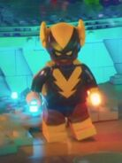 Black Vulcan The Lego Movie 0001