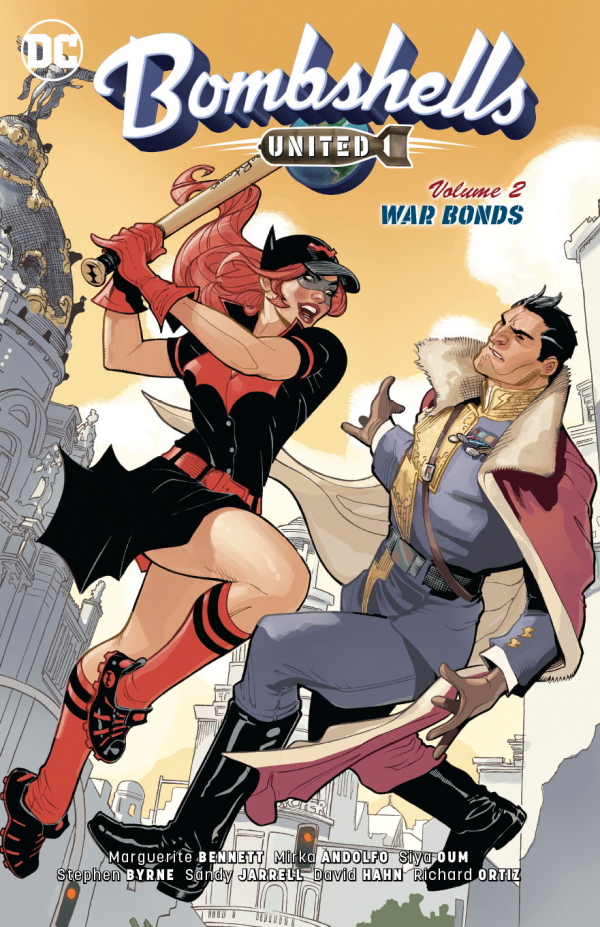 Bombshells United: War Bonds (Collected)