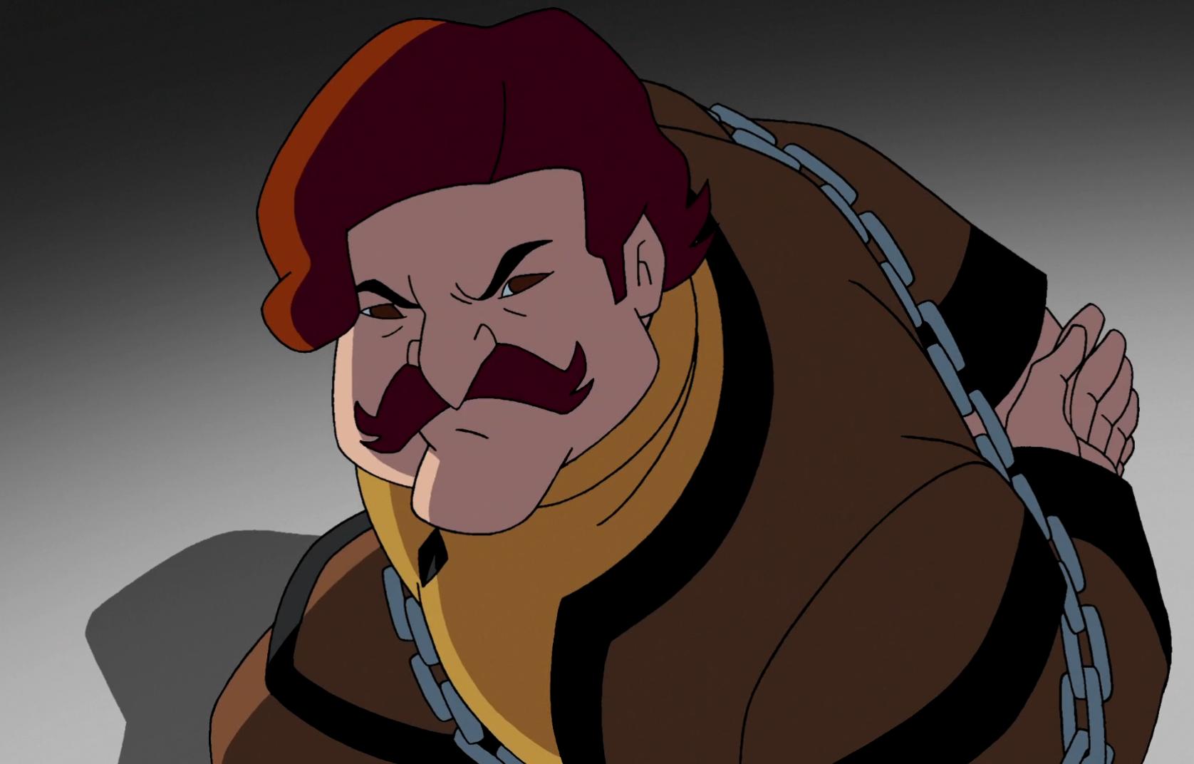 René Jacques Brande (Legion of Super-Heroes TV Series)
