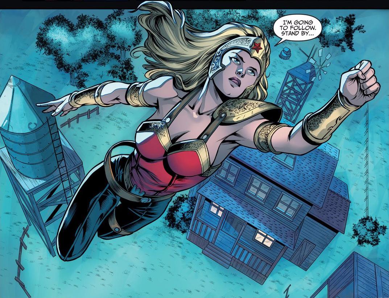 Cassandra Sandsmark (Injustice)