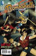 DC Comics Bombshells Vol 1 12