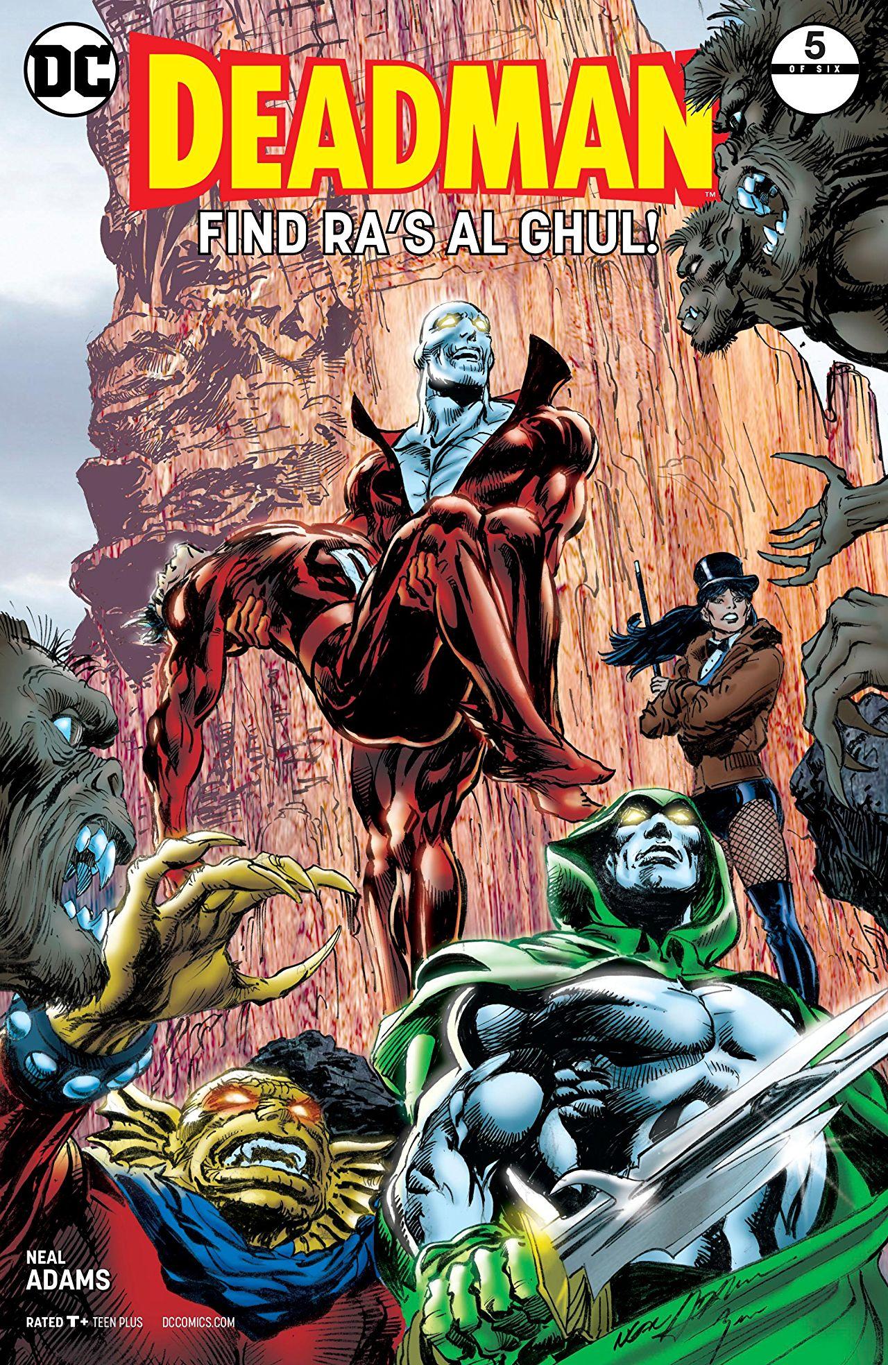 Deadman Vol 5 5