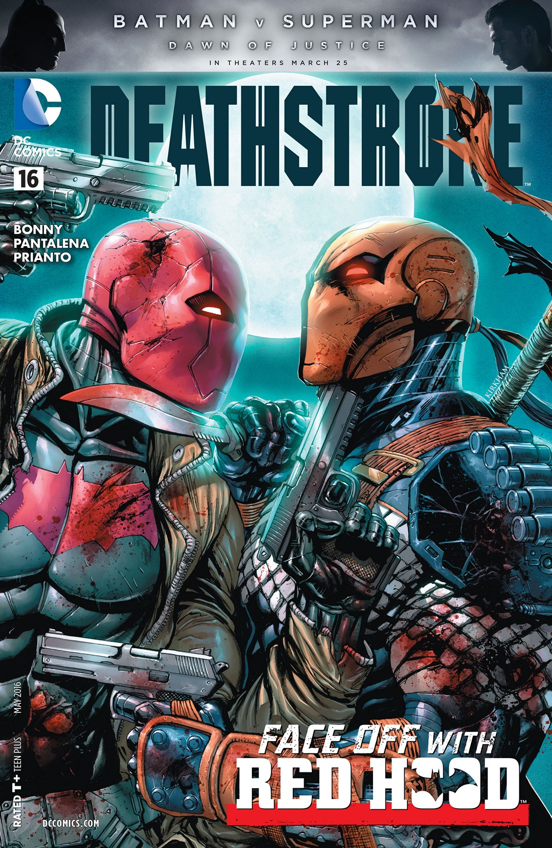 Deathstroke Vol 3 16