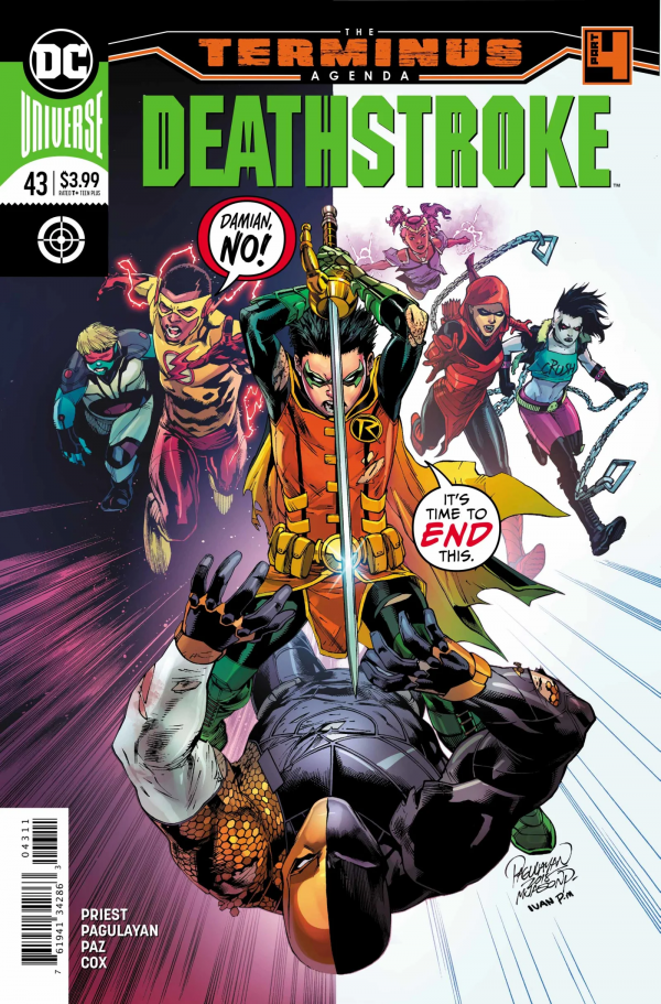 Deathstroke Vol 4 43