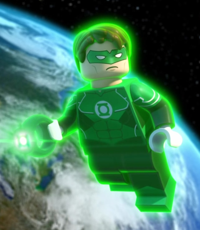 Hal Jordan (Lego DC Heroes)