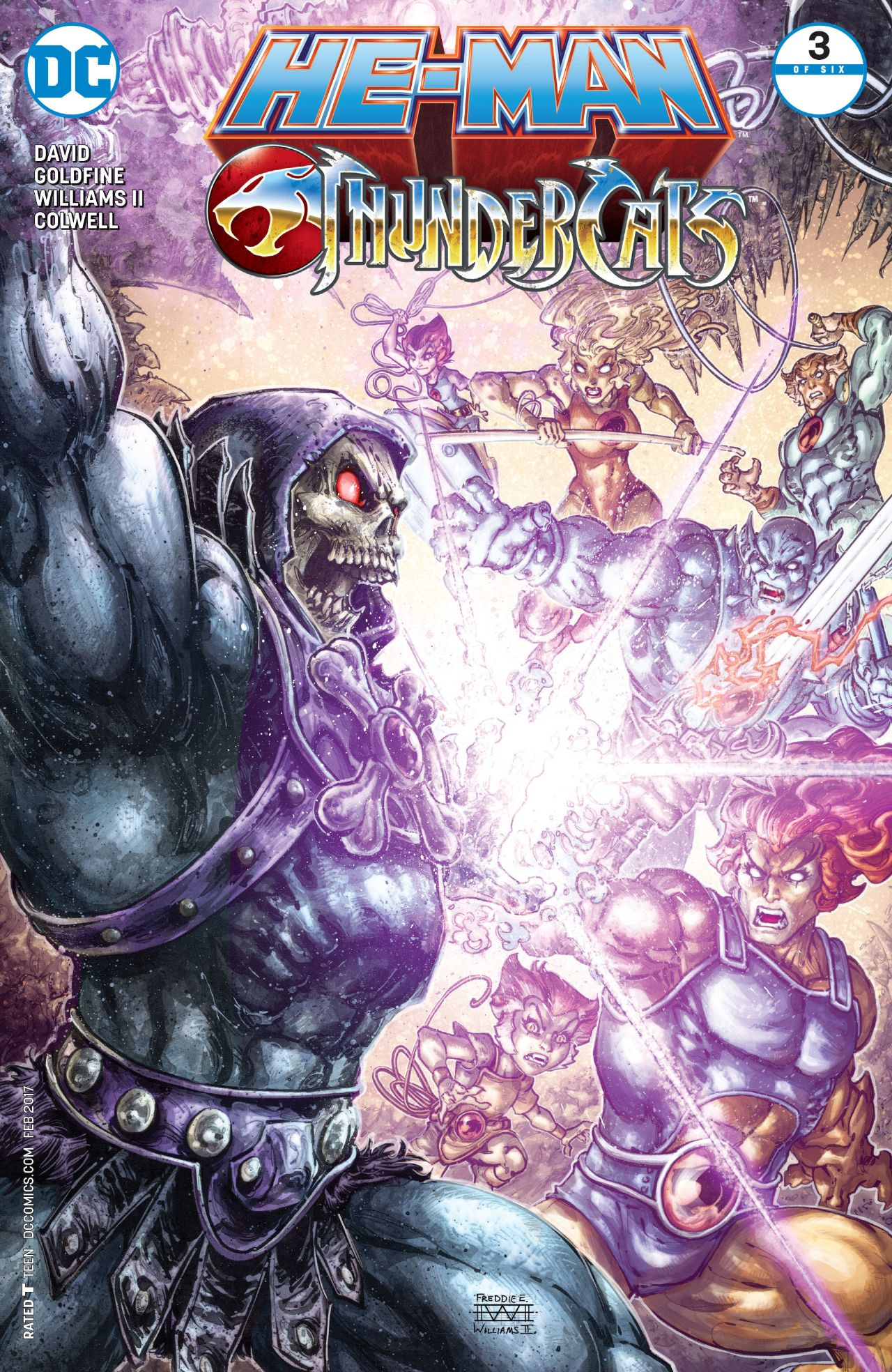 He-Man/Thundercats Vol 1 3