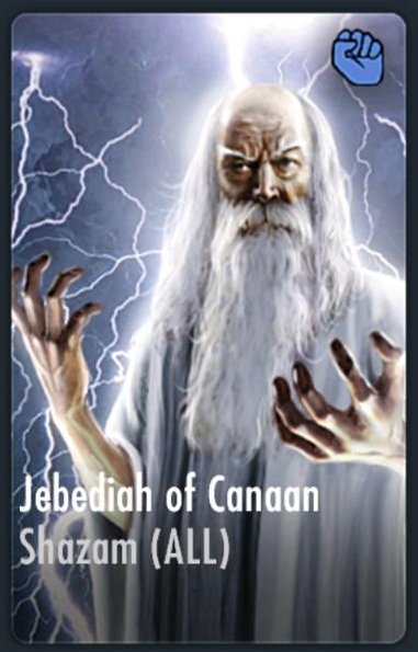 Jebediah of Canaan (Injustice: Earth One)