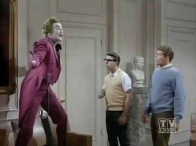 Batman (1966 TV Series) Episode: The Joker Goes to School
