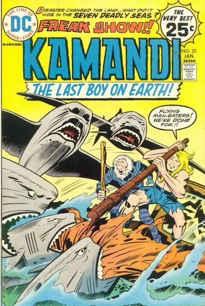 Kamandi Vol 1 25