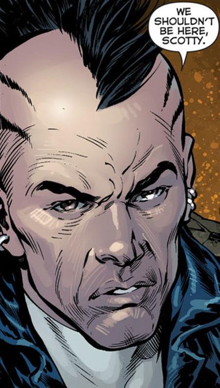 Wayne Hawkins (Prime Earth)