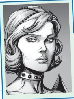 Louise Lincoln (Prime Earth)