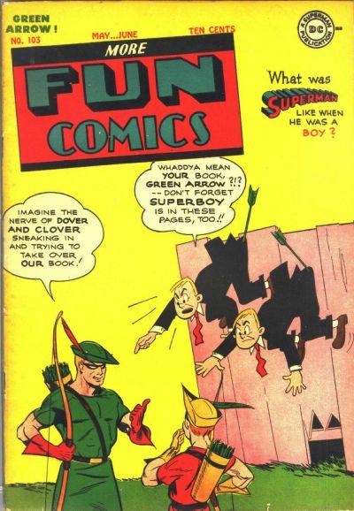 More Fun Comics Vol 1 103